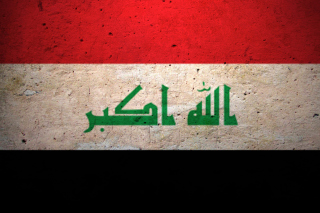 Free Grunge Flag Of Iraq Picture for Android, iPhone and iPad