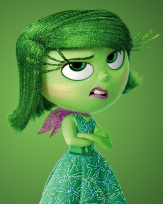 Disgust from Inside Out Cartoon - Fondos de pantalla gratis para Huawei G7300