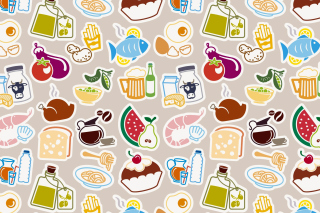 Free Food Texture Picture for Android, iPhone and iPad