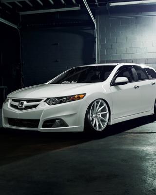 Honda Accord Wagon Tuning - Obrázkek zdarma pro iPhone 5S