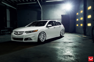 Honda Accord Wagon Tuning - Obrázkek zdarma pro Samsung Galaxy A3