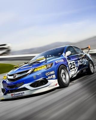 Acura ILX Endurance Racer - Obrázkek zdarma pro 352x416