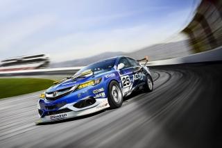 Acura ILX Endurance Racer - Obrázkek zdarma pro 480x320
