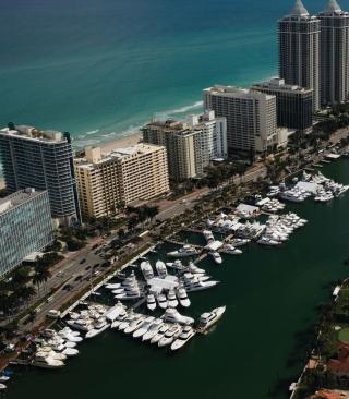 Miami Life - Obrázkek zdarma pro iPhone 4S
