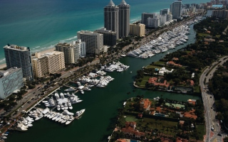 Miami Life - Obrázkek zdarma pro Android 1080x960