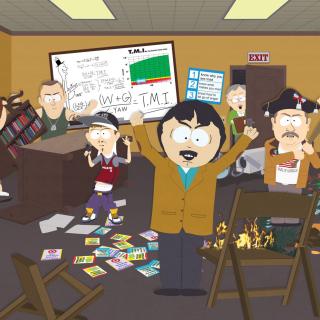 South Park - Obrázkek zdarma pro iPad mini 2
