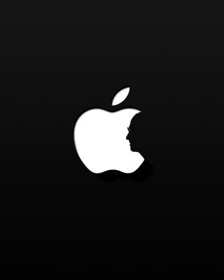 Apple And Steve Jobs - Obrázkek zdarma pro 240x320