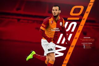 Wesley Sneijder - Obrázkek zdarma pro LG Optimus L9 P760