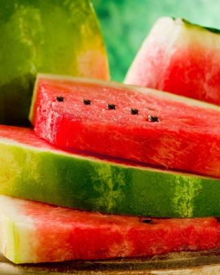 Sweet Red Watermelon - Obrázkek zdarma pro 360x400