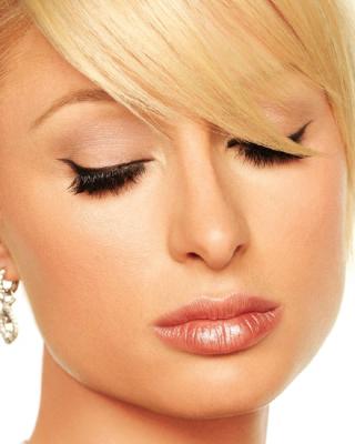 Paris Hilton - Obrázkek zdarma pro Nokia Asha 300