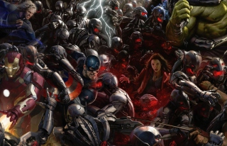 Avengers: Age of Ultron Picture for Android, iPhone and iPad