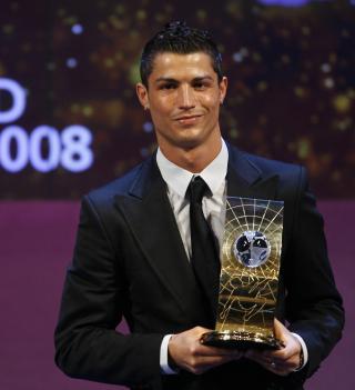 Ronaldo - Obrázkek zdarma pro iPad 3