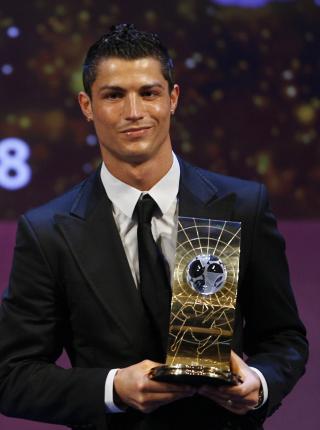 Ronaldo - Obrázkek zdarma pro Nokia C5-06