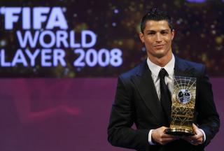 Ronaldo - Obrázkek zdarma pro Android 320x480