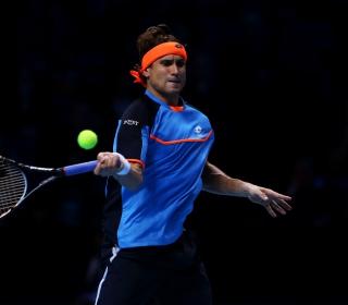 Tennis Player - David Ferrer - Obrázkek zdarma pro 208x208
