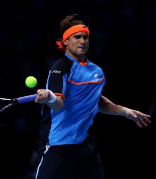 Tennis Player - David Ferrer - Obrázkek zdarma pro Nokia Asha 203