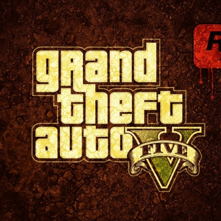 Grand theft auto V, GTA 5 - Obrázkek zdarma pro iPad mini
