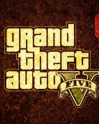 Grand theft auto V, GTA 5 - Obrázkek zdarma pro Nokia Asha 503