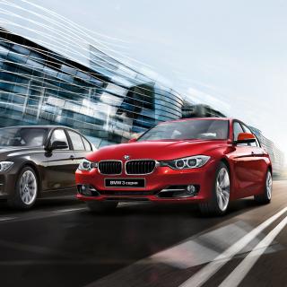 BMW 3 Series - Obrázkek zdarma pro iPad mini 2