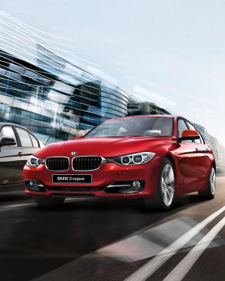 BMW 3 Series - Obrázkek zdarma pro iPhone 3G