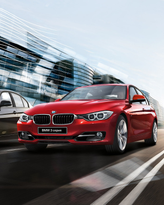 BMW 3 Series - Obrázkek zdarma pro 240x432