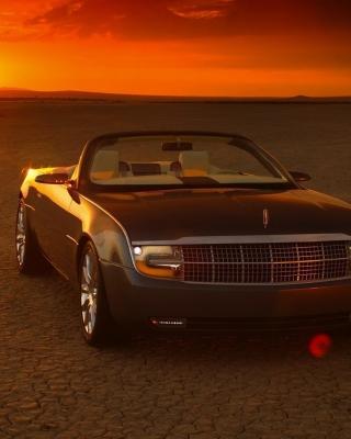 Lincoln Mark X Concept - Obrázkek zdarma pro 240x432