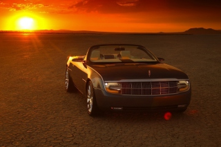 Lincoln Mark X Concept - Obrázkek zdarma pro Widescreen Desktop PC 1280x800
