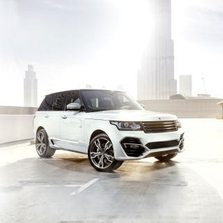 ARES Design Range Rover 600 Supercharged - Obrázkek zdarma pro iPad Air