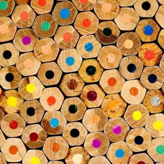 Color Pencils - Obrázkek zdarma pro 320x320