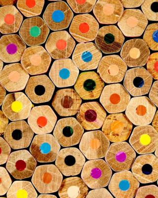 Color Pencils - Obrázkek zdarma pro 1080x1920
