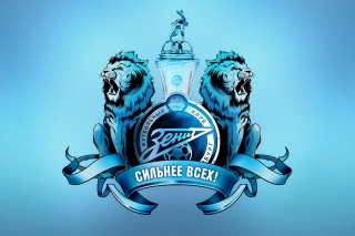 Free FC Zenit Saint Petersburg Picture for Android, iPhone and iPad