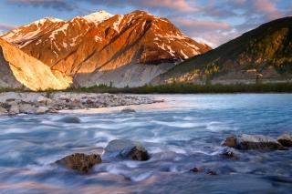 Canada Lake - Obrázkek zdarma pro HTC Desire 310