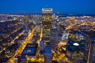 Boston Massachusetts Capital Background for Android, iPhone and iPad