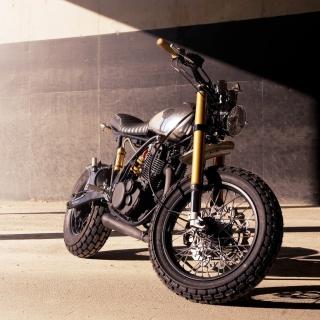Yamaha SR542 - Obrázkek zdarma pro 128x128