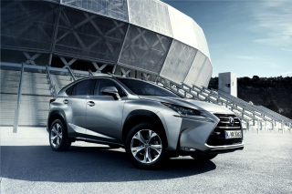 Lexus NX 300h Wallpaper for Android, iPhone and iPad