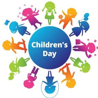 Childrens Day - Obrázkek zdarma pro 320x320