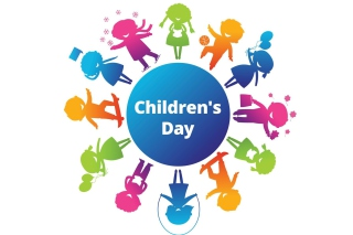 Childrens Day - Obrázkek zdarma pro Samsung Galaxy Note 4