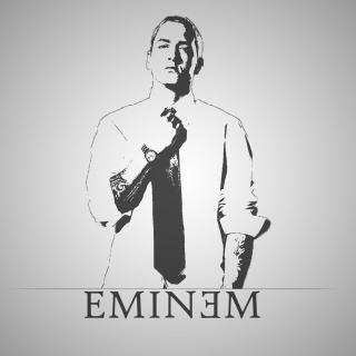 Eminem - Obrázkek zdarma pro iPad 2