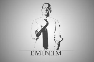 Eminem - Obrázkek zdarma pro LG Optimus L9 P760