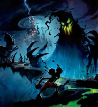 Epic Mickey - Obrázkek zdarma pro 208x208