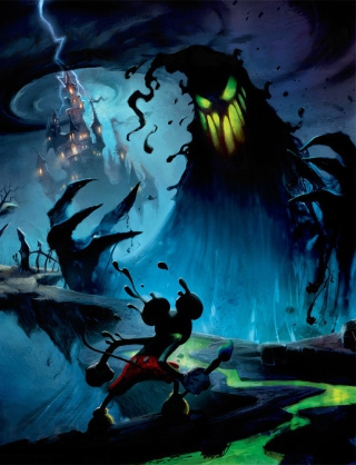 Epic Mickey - Obrázkek zdarma pro Nokia C6