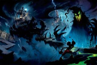 Epic Mickey - Obrázkek zdarma pro Samsung Galaxy Tab 3 8.0