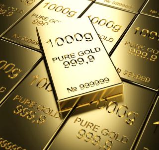 Pure Gold - Obrázkek zdarma pro 208x208