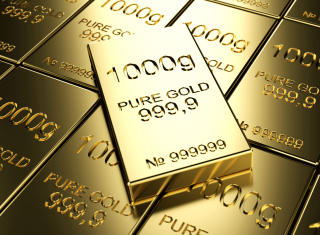 Pure Gold Wallpaper for Android, iPhone and iPad