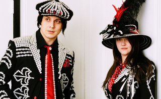Free White Stripes Picture for Android, iPhone and iPad
