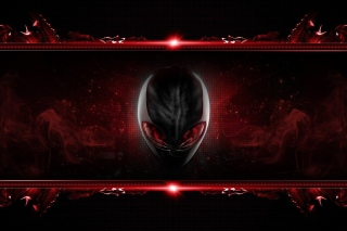 Music Skull - Obrázkek zdarma pro 1024x600