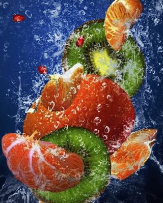 Fresh Fruit Cocktail - Obrázkek zdarma pro iPhone 5S