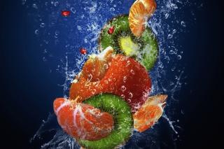 Fresh Fruit Cocktail - Obrázkek zdarma pro Nokia XL