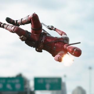 Deadpool Movie 2016 - Obrázkek zdarma pro 128x128