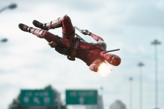 Kostenloses Deadpool Movie 2016 Wallpaper für Android, iPhone und iPad